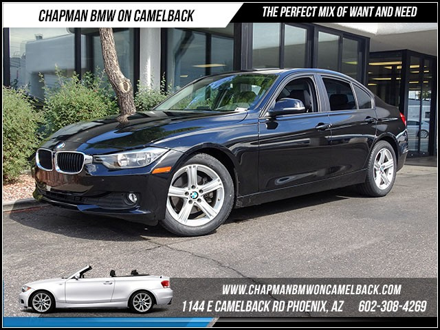 2013 BMW 3-Series Sdn 320i 23949 miles 1144 E Camelback Rd 6023852286Drive for a cure Even