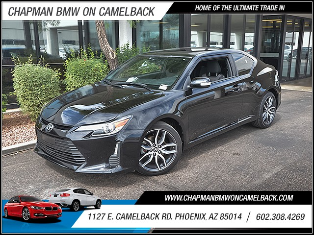 2015 Scion tC 24406 miles Wireless data link Bluetooth Cruise control Anti-theft system alarm