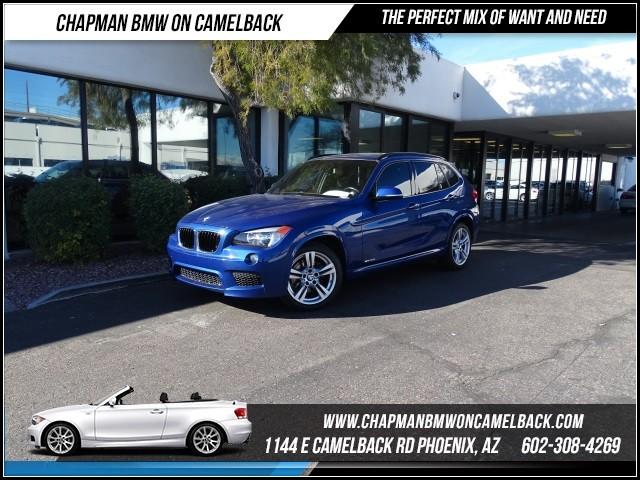2014 BMW X1 sDrive28i Mspt Pkg 46459 miles 1144 E Camelback RdChapman BMW on Camelbacks Certifi