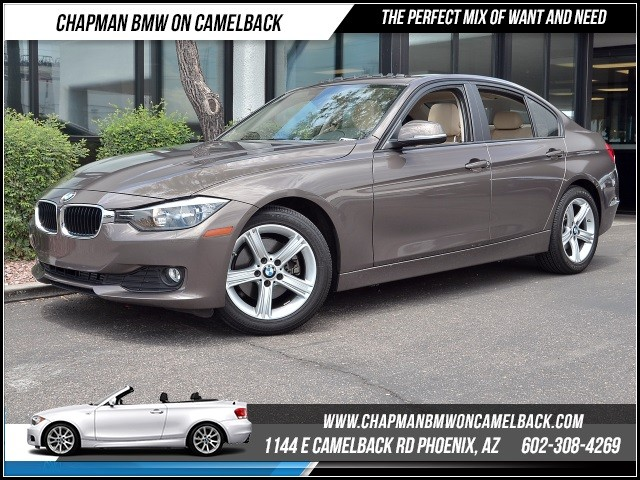 2014 BMW 3-Series Sdn 320i 27523 miles 1144 E Camelback Rd 6023852286Why Buy New Sales Eve