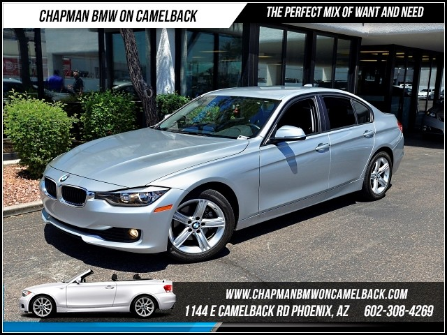 2014 BMW 3-Series Sdn 320i 24470 miles 1144 E Camelback Rd 6023852286Drive for a cure Even