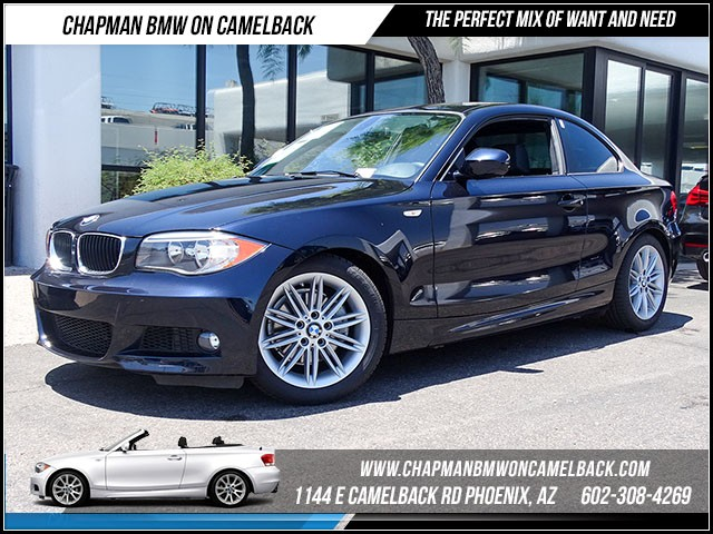 2013 BMW 1-Series 128i 34213 miles M Sport Package Hands-free communication system Wireless dat