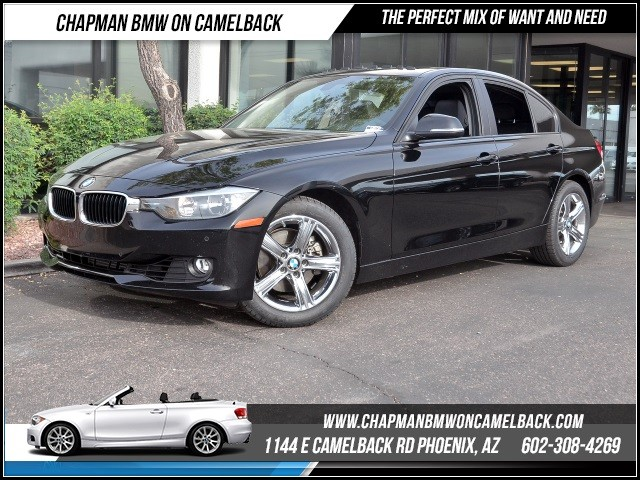 2013 BMW 3-Series Sdn 328i 38685 miles 1144 E Camelback Rd 6023852286Chapman BMW on Camelb