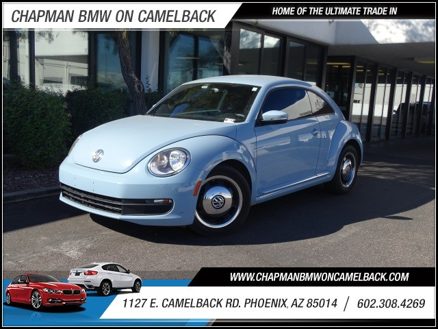 2012 Volkswagen Beetle 25L PZEV 25125 miles Wireless data link Bluetooth Hands-free communicati
