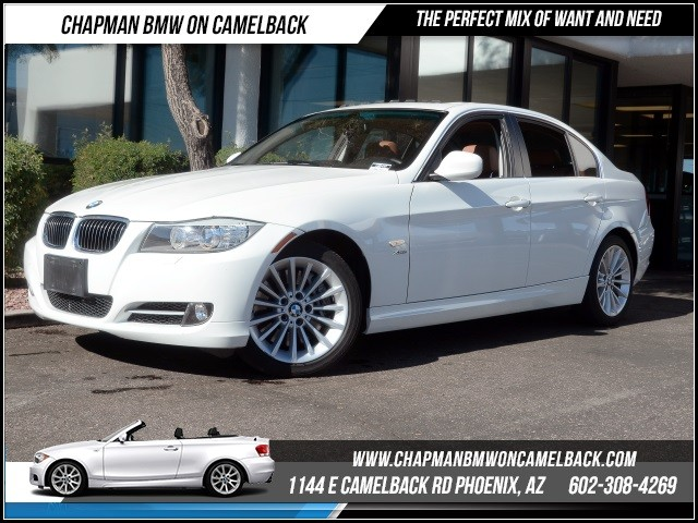 2011 BMW 3-Series Sdn 335i xDrive 32376 miles 602 385-2286 1127 E Camelback HOME OF THE ULTI