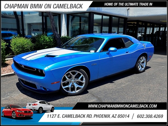 2015 Dodge Challenger SXT Plus 10917 miles 602 385-2286 1127 E Camelback HOME OF THE ULTIMAT