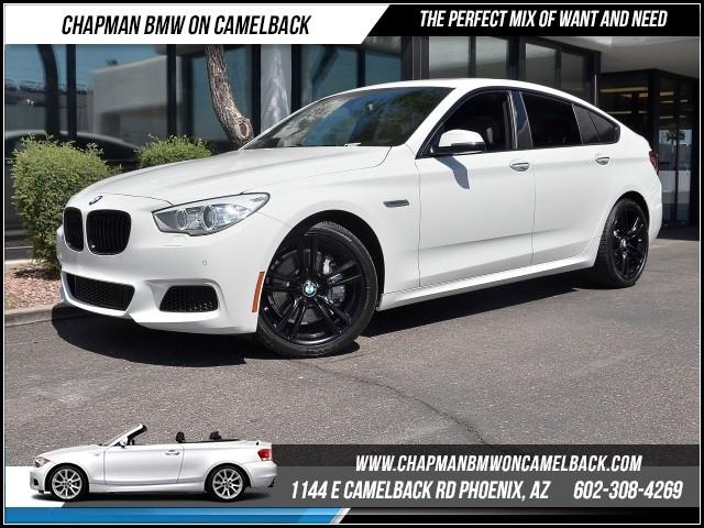 2015 BMW 5-Series GT 535i Gran Turismo MsptPrem Pkg 18839 miles 1144 E Camelback Rd 6023852