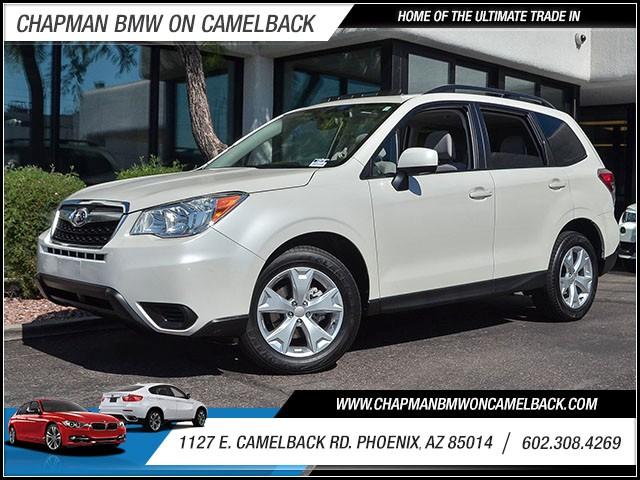 2015 Subaru Forester 25i Premium 31454 miles 60238522861127 E Camelback Rd Chapman Value c