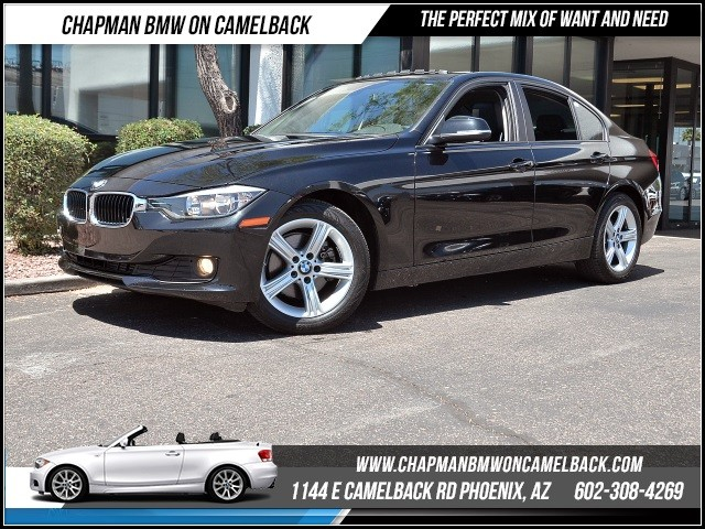 2014 BMW 3-Series Sdn 320i xDrive 26129 miles 1144 E Camelback Rd 6023852286Drive for a cu