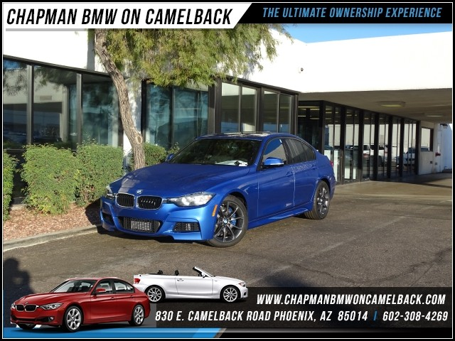 Used 2016 BMW 3-Series, $47470