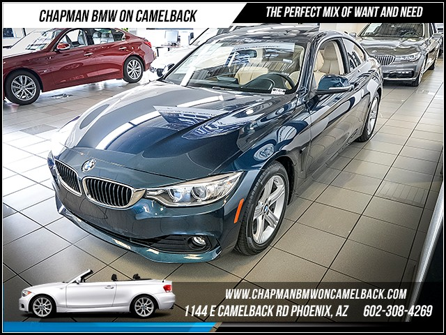 2014 BMW 4-Series 428i 37653 miles Premium Package Technology Package Driver Assistance Package