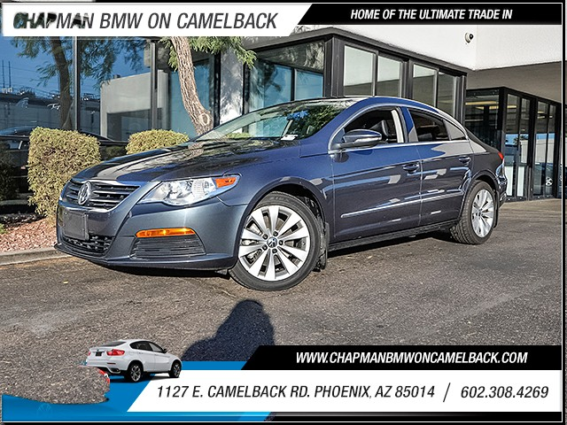 2011 Volkswagen CC Sport 85001 miles Wireless data link Bluetooth Cruise control Anti-theft sys