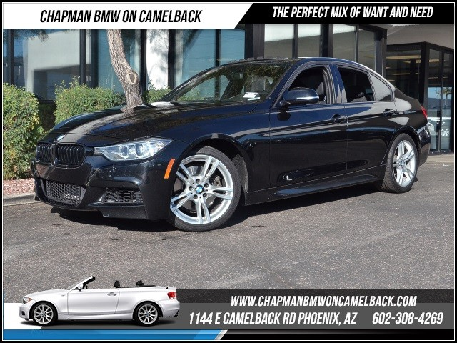 2013 BMW 3-Series Sdn 328i MsptTechPrem Pkg Nav 28704 miles 1144 E Camelback RdChapman BMW on