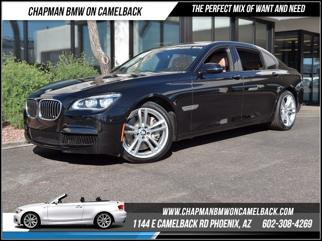 2014 BMW 7-Series 750Li 15142 miles M Sport Package Executive Package Driver Assistance Package