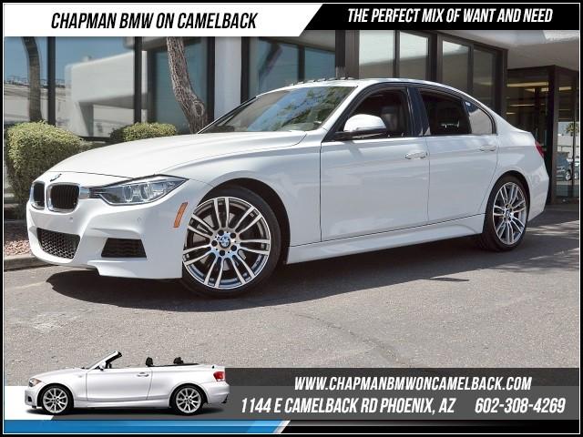 2014 BMW 3-Series Sdn 335i Mspt Prem Tech Nav 23366 miles 1144 E Camelback Rd 6023852286Wh