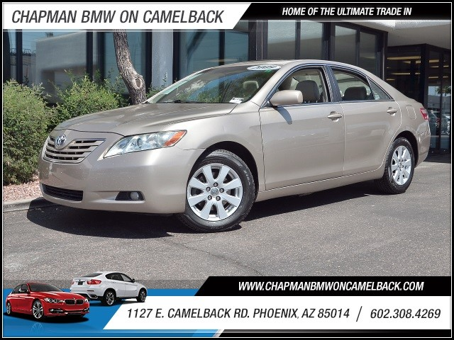 2009 Toyota Camry XLE 64420 miles 602 385-2286 1127 E Camelback HOME OF THE ULTIMATE TRADE I