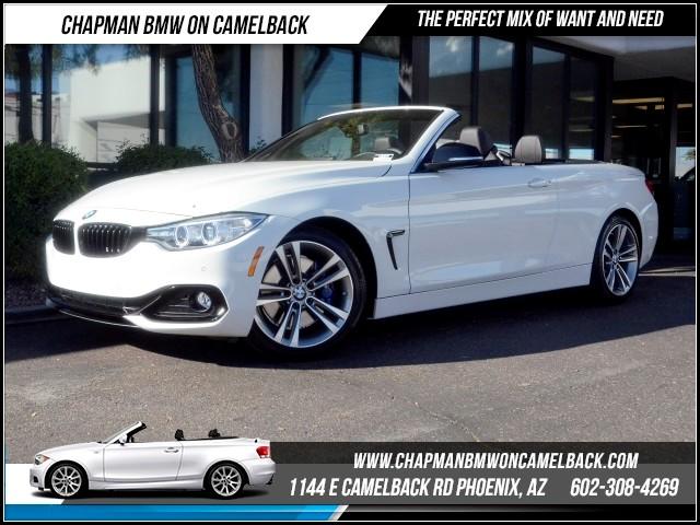 2015 BMW 4-Series 428i Sport LineDriver AssistPr 16623 miles 1144 E Camelback RdChapman BMW o