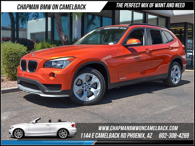 2015 BMW X1 sDrive28i 10646 miles 1144 E Camelback Rd 6023852286 Certified Pre Owned Fall