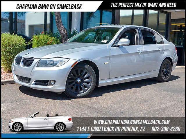 2009 BMW 3-Series Sdn 328i 95362 miles 602385228612th St and Camelback Chapman BMW on Came