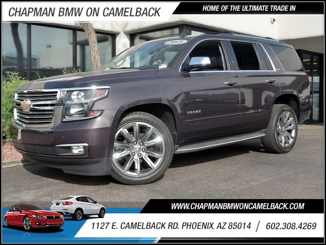 2015 Chevrolet Tahoe LTZ 14307 miles 602 385-2286 1127 Camelback TAX SEASON IS HERE Buy the