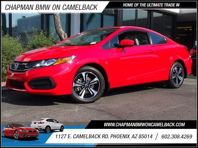 2015 Honda Civic EX 1781 miles Wireless data link Bluetooth Electronic messaging assistance with