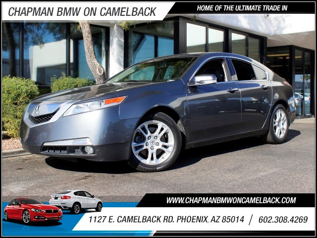 2009 Acura TL 88032 miles 1127 E Camelback BUY WITH CONFIDENCE Chapman BMW is located at