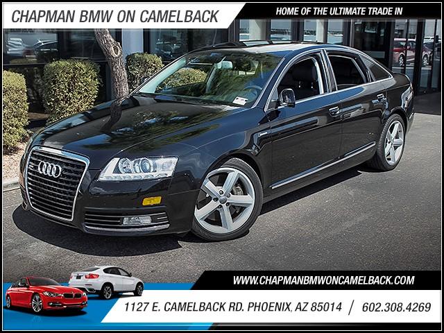 2010 Audi A6 30T quattro Prestige 69341 miles 60238522861127 E Camelback Rd Chapman Value