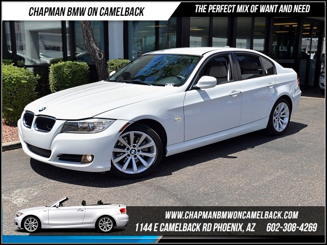 2011 BMW 3-Series Sdn 328i 59032 miles Value Package Cruise control Anti-theft system audio se