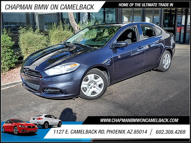 2013 Dodge Dart Aero 44693 miles Anti-theft system engine immobilizer Steering wheel tilt and
