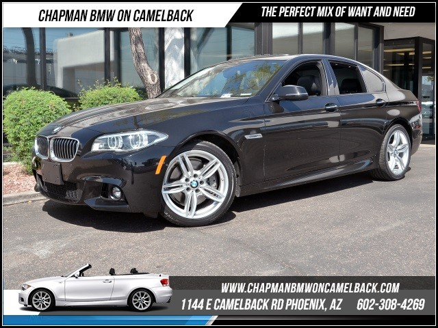 2014 BMW 5-Series 535d MsptPremNavDriver Assist 46301 miles 1144 E Camelback Rd 602385228