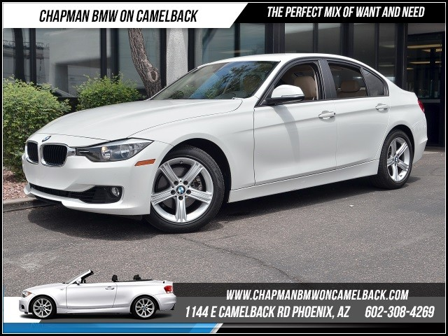 2014 BMW 3-Series Sdn 328i 27403 miles Satellite communications BMW Assist Wireless data link Bl