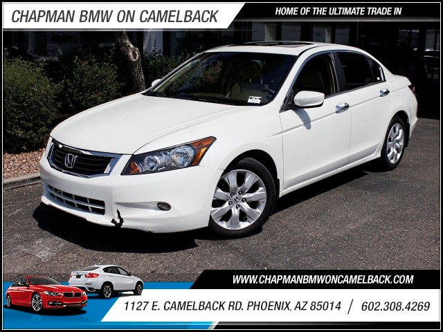 2008 Honda Accord EX-L wNavi 90701 miles 602 385-2286 1127 E Camelback HOME OF THE ULTIMATE