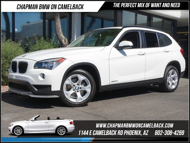 2015 BMW X1 sDrive28i 22252 miles 1144 E Camelback Rd 6023852286Drive for a cure Event onl