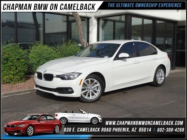 2016 Bmw 320i Sedan For Sale Stock 160780 Chapman Bmw