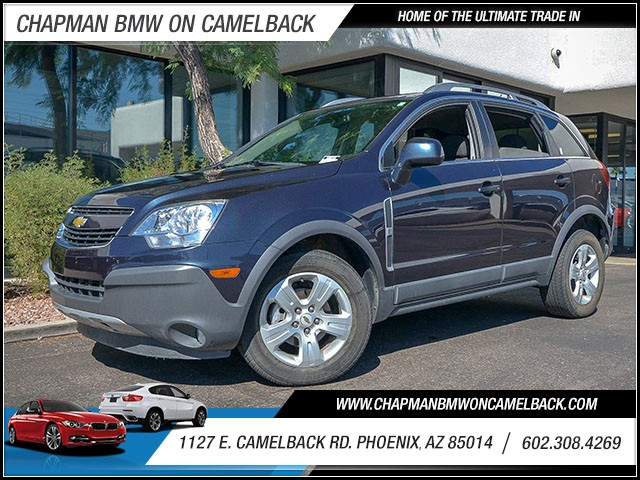 2014 Chevrolet Captiva Sport LS 47773 miles Satellite communications OnStar Wireless data link B