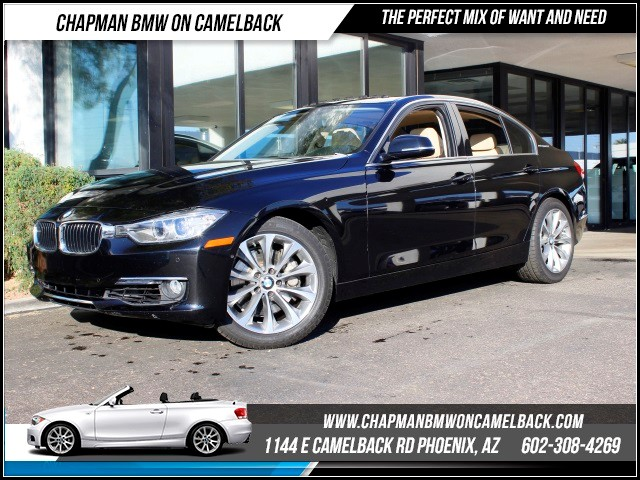 2013 BMW 3-Series Sdn ActiveHybrid 3 LuxPremDriver A 49222 miles 1144 E Camelback RdChapman B