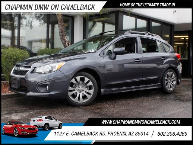 2014 Subaru Impreza 20i Sport Premium 24614 miles 602 385-2286 1127 E Camelback HOME OF THE