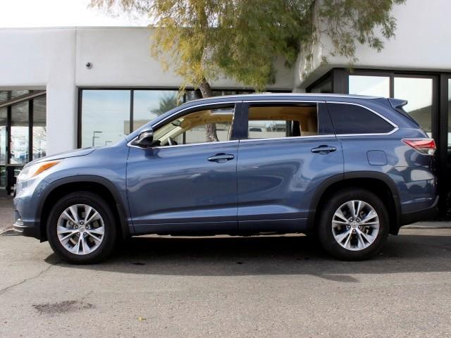 2015 Toyota Highlander Xle Cars And Vehicles Phoenix