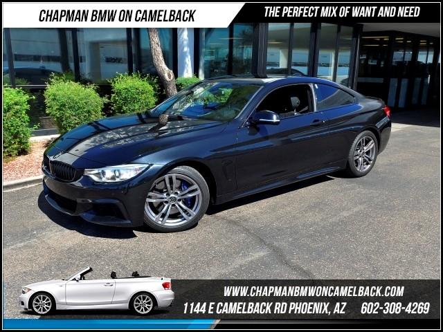 2015 BMW 4-Series 428i MsptPrem Pkg NavHk sound 18571 miles 1144 E Camelback Rd 6023852286