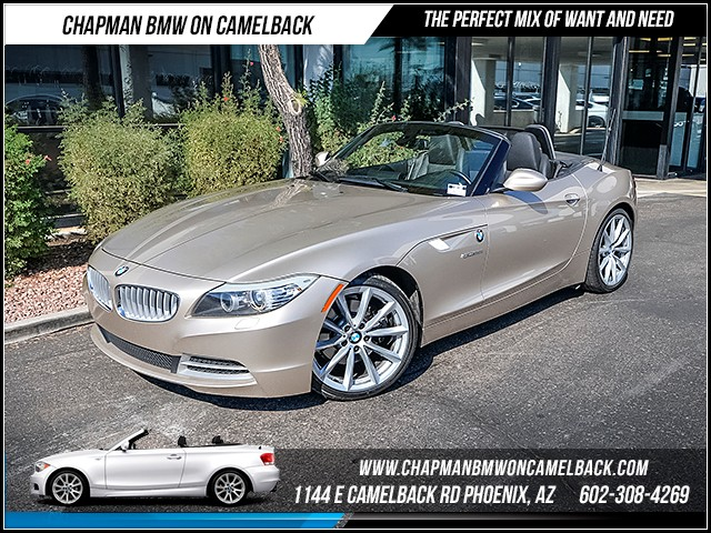 2009 BMW Z4 sDrive35i 94027 miles Premium Package Sport Package Premium Sound Package Heated f