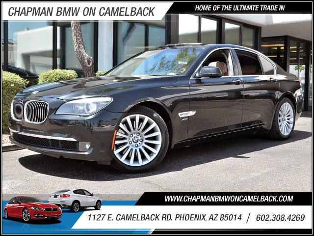 2010 BMW 7-Series 750i 73465 miles 602 385-2286 1127 E Camelback HOME OF THE ULTIMATE TRADE