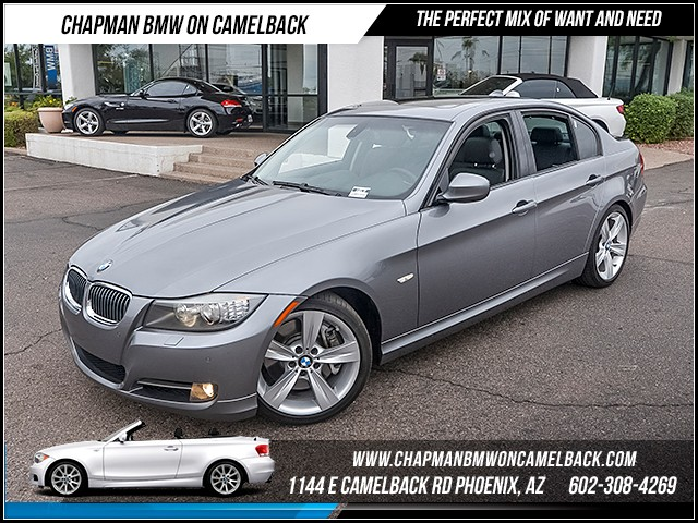 2009 BMW 3-Series Sdn 335i 94491 miles 1144 E Camelback Rd 6023852286 Certified Pre Owned