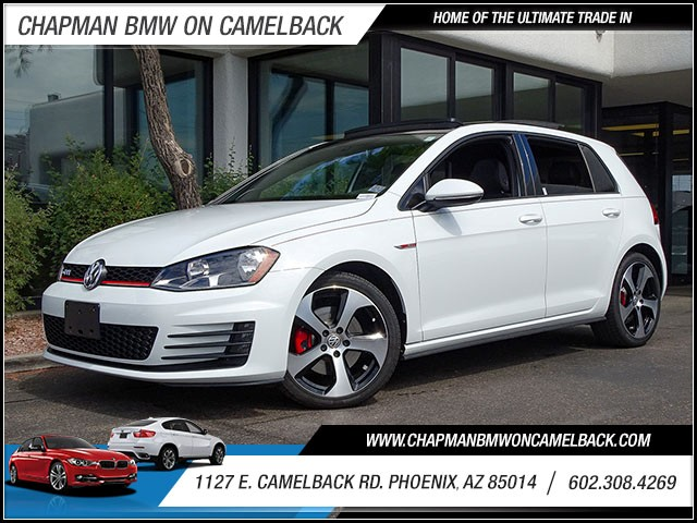 2015 Volkswagen Golf GTI SE 6018 miles Phone voice activated Wireless data link Bluetooth Satel