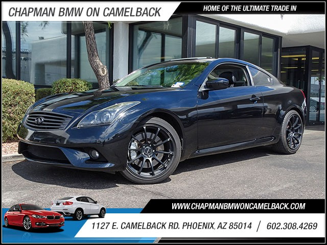 2011 Infiniti G37 Journey 63187 miles Wireless data link Bluetooth Anti-theft system alarm Ant