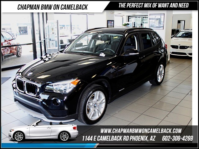 2015 BMW X1 sDrive28i 25695 miles 1144 E Camelback Rd 6023852286Drive for a cure Event onl