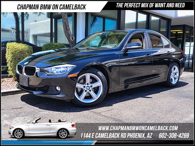 2013 BMW 3-Series Sdn 328i 49895 miles Phone hands free Satellite communications BMW Assist Wir