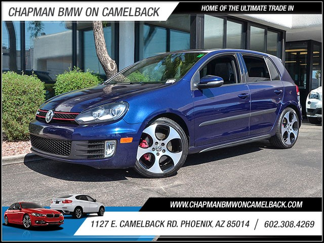 2011 Volkswagen GTI 95645 miles 60238522861127 E Camelback Rd Chapman Value center on Camel