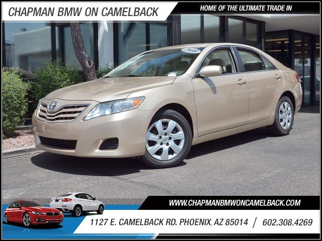 2010 Toyota Camry LE 73879 miles 602 385-2286 1127 E Camelback HOME OF THE ULTIMATE TRADE IN