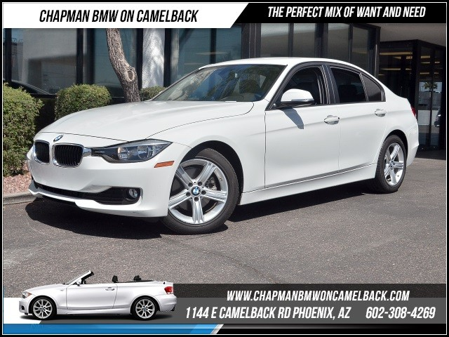 2013 BMW 3-Series 320i 32726 miles Satellite communications BMW Assist Wireless data link Blueto