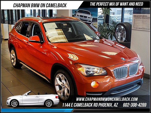 2013 BMW X1 sDrive28i Xline 28827 miles 1144 E Camelback Rd 6023852286Drive for a cure Eve